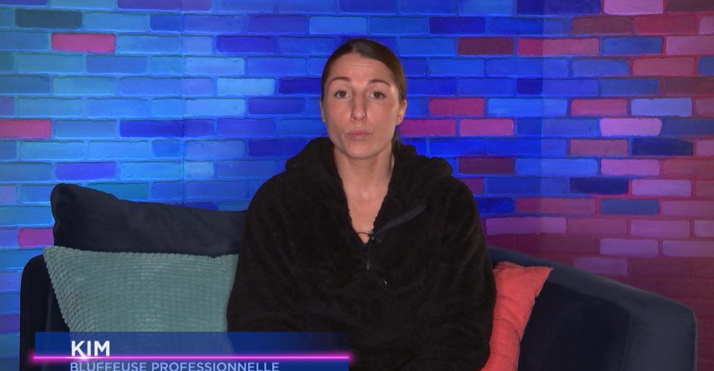 Big Brother Celebrities: Kim says she will be loyal to Camille