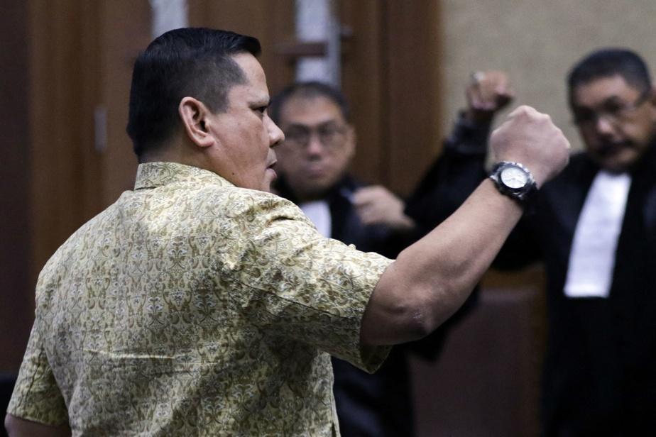Bribe    Napoleon Bonaparte sentenced to four years in prison in Indonesia