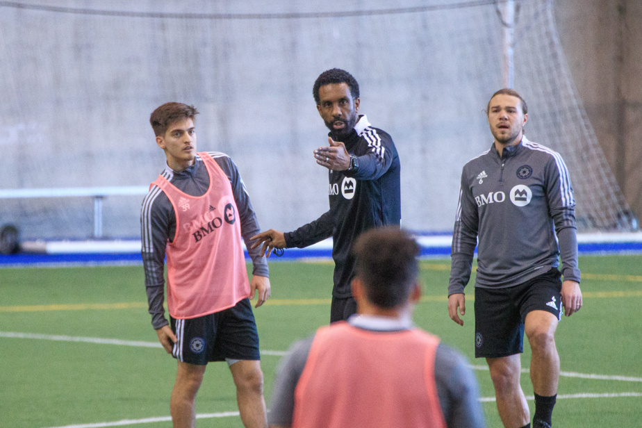 CF Montreal |  Nancy is having fun