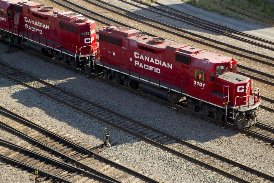 Canadian Pacific acquired a large American company
