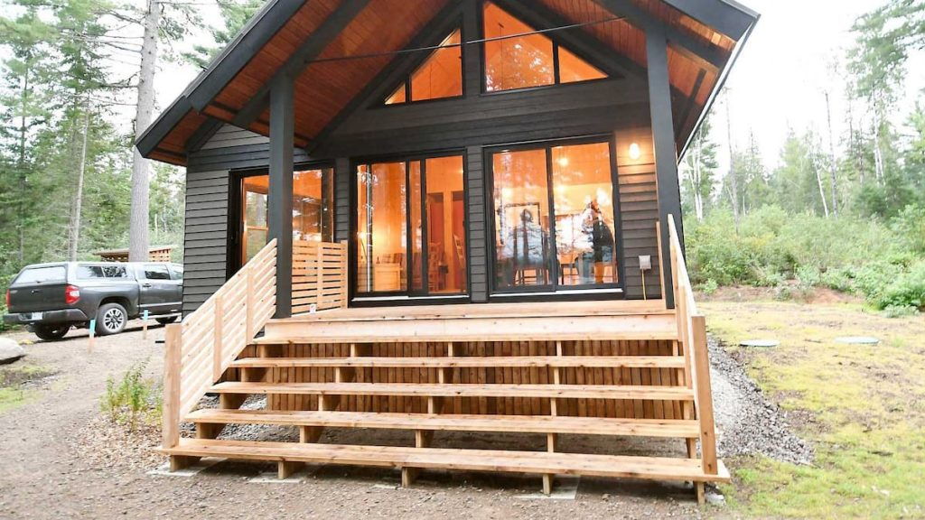 Chalet reservations are well underway in Quebec