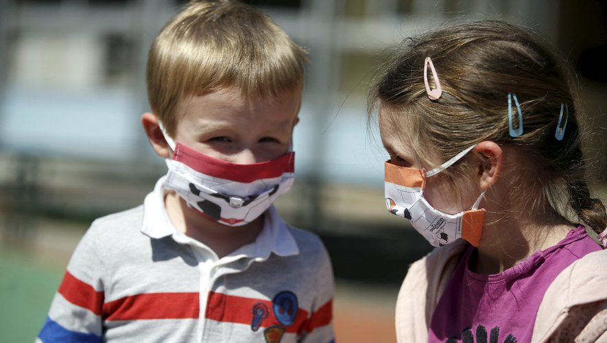 Confusion, difficulty breathing, red eyes, ... Inflammatory syndrome in children is a concern in the United States