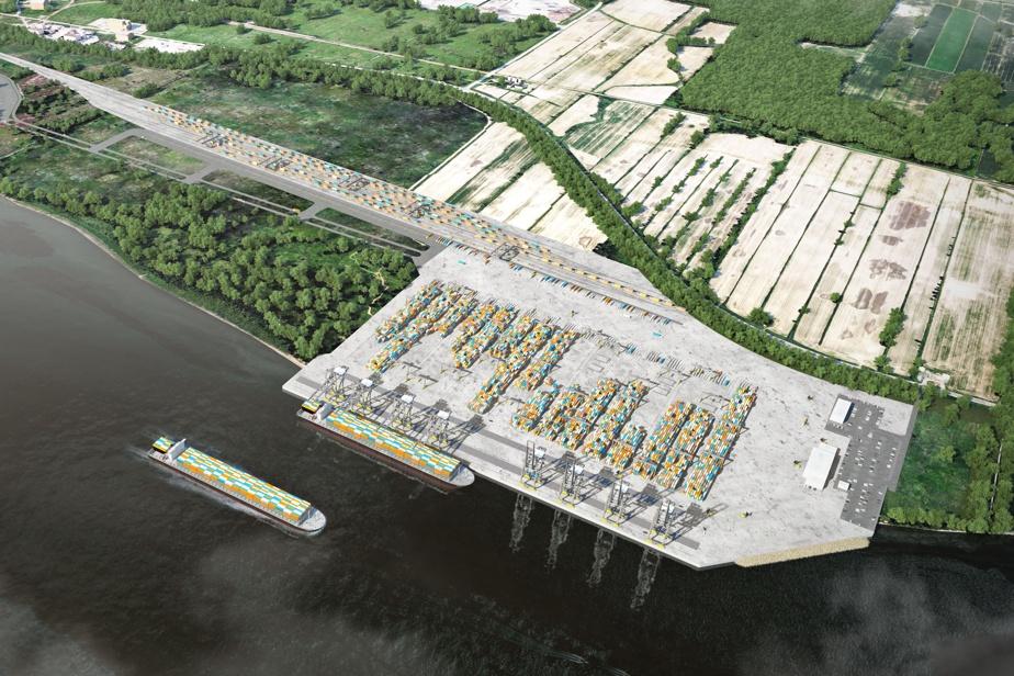 Contrecoure Marine Terminal |  Ottawa grants environmental clearance