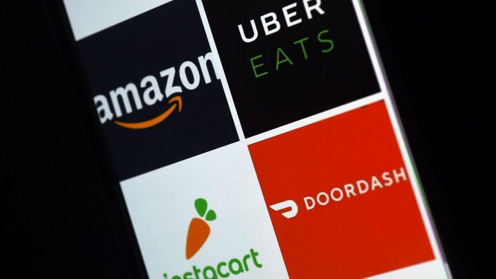 Delivery applications: Quebec wants to limit costs to 15%