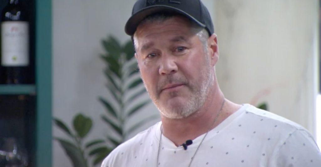 Emmanuel Agger was injured in some behavior in Big Brother