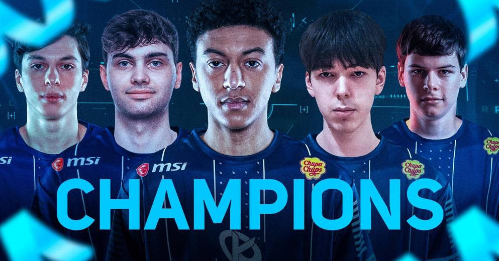 Gaming |  Sport - League of Legends: Carmine Corp wins LFL Spring