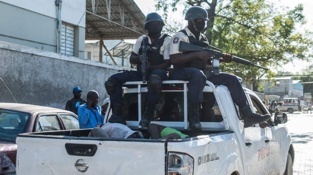 Haiti: Several police officers have been killed in an anti-gang operation