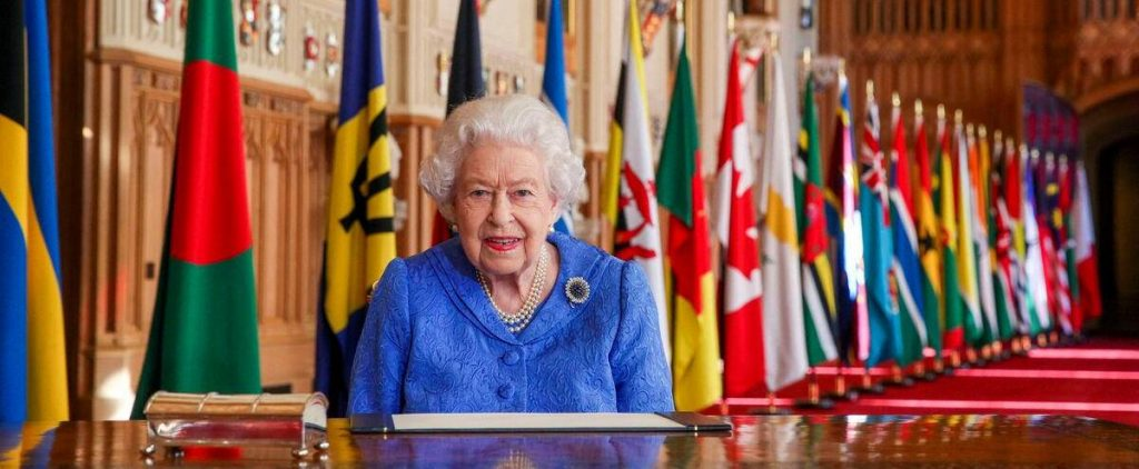 Harry and Meghan address the Queen Commonwealth before the interview