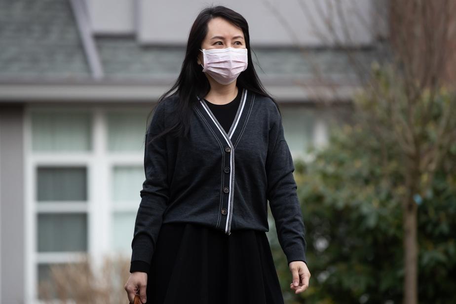 Huawei case |  Meng Wanzhou sued HSBC for the documents