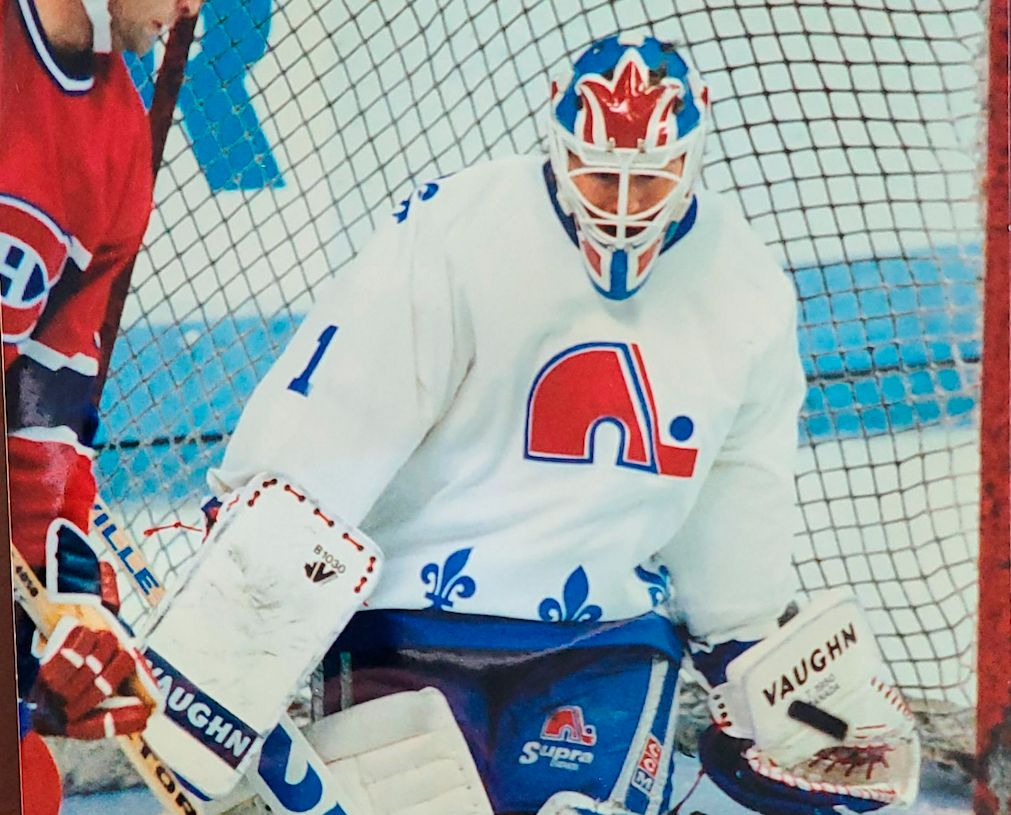 In view ... Ron Tagnet: The game where I received 73 shots [VIDÉO] |  NHL |  Sports |  Is good