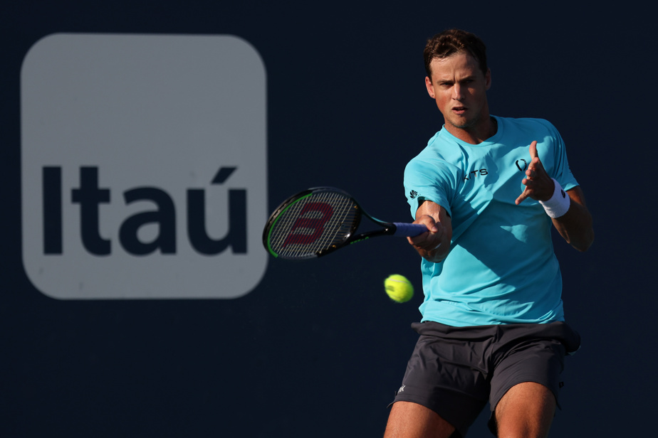 Miami    Wasek Pospisil went after the ATP boss and was evicted