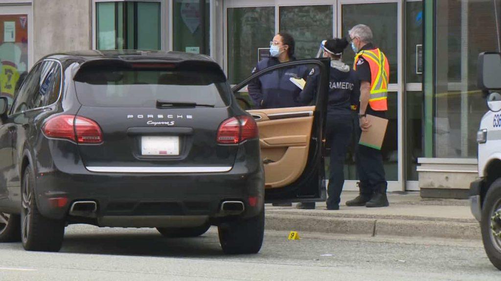North Vancouver Drama: Accused Accused