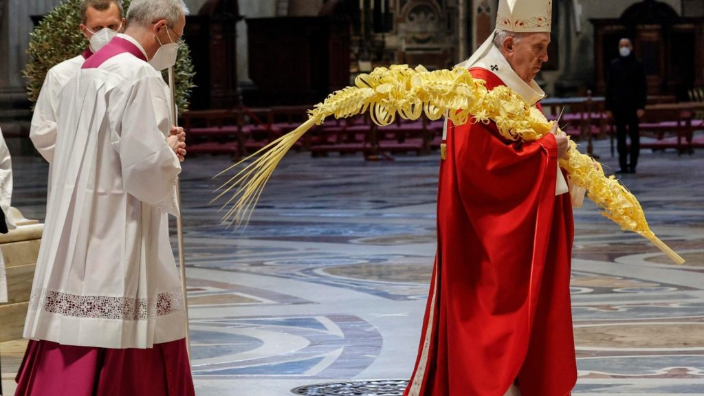 Palm Sunday: Asking for mercy to surprise Christ
