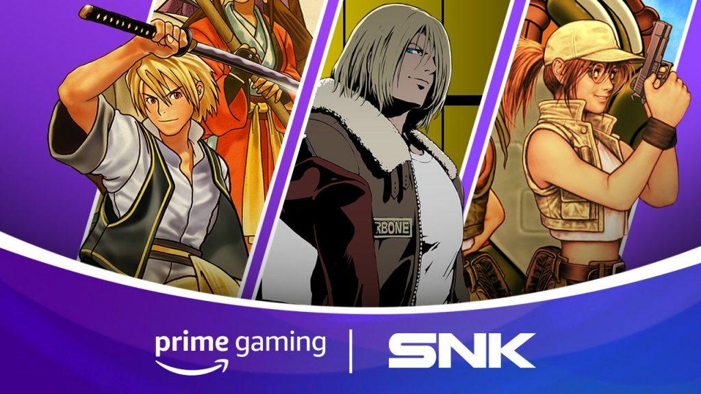 Prime Gaming : La liste des jeux et contenus exclusifs offerts en mars 2021 pour les membres Prime