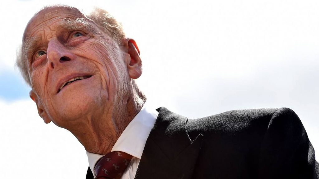"""Prince Philip's health """"improves a little"""""""