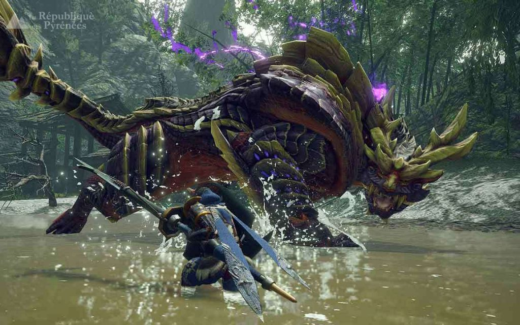 Pyrenees Gaming: Hunting with Monster Hunter Rise