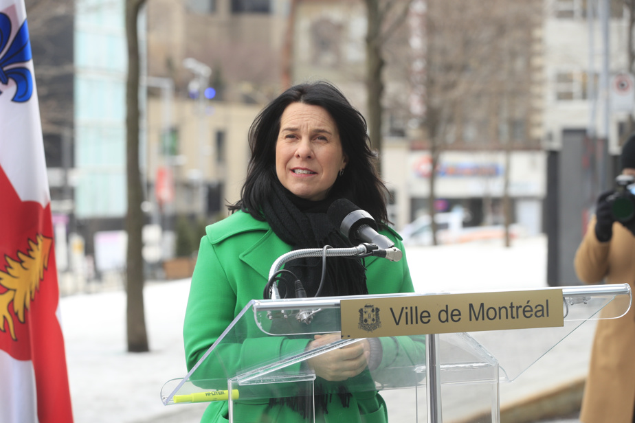 Regional Budget |  Valerie Plante gives a score of 6.5 / 10