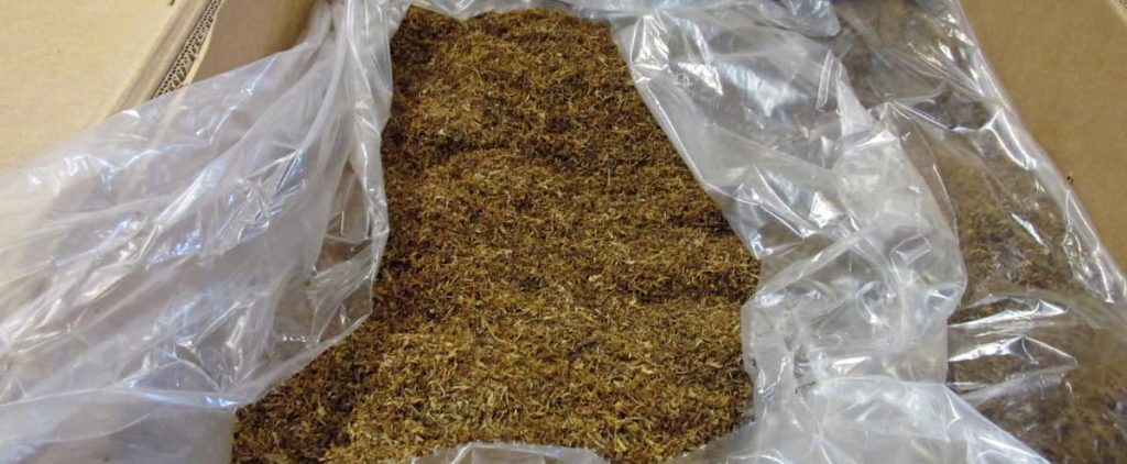 Strict fines and prison sentences for tobacco smugglers
