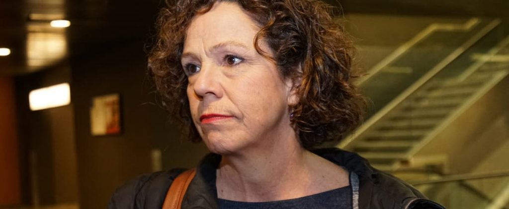 Sue Montgomery has ordered a new trial in a harassment case