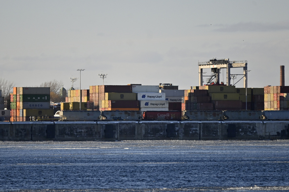 Suez Canal    Effects on Quebec