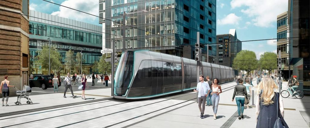 Tramway: A new route that is not unanimous