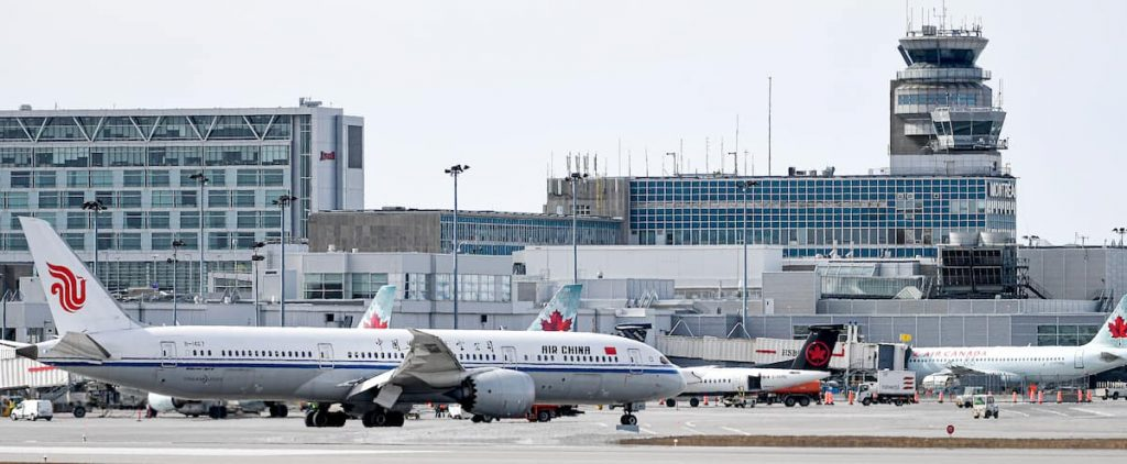 Trudeau Airport: Sovereigns are wrong
