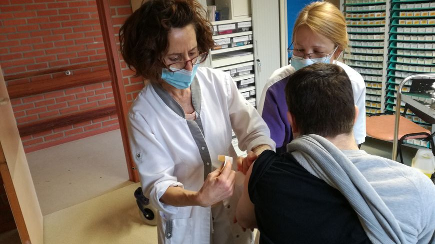 Le centre de Guéret va vacciner ce week-end sans rendez-vous