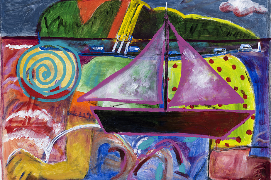 1929-2021 |  Painter Kitty Bruno is no more