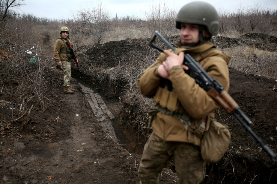 Russia has ruled out war with Ukraine