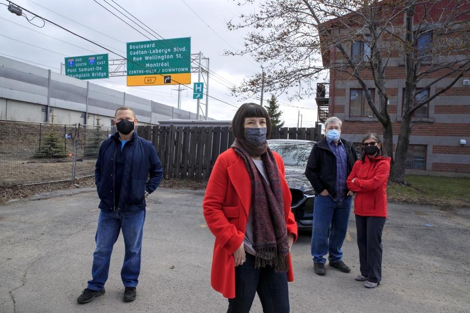 """Samuel-de Champlain Bridge    """"Car noise is unbearable"""""""