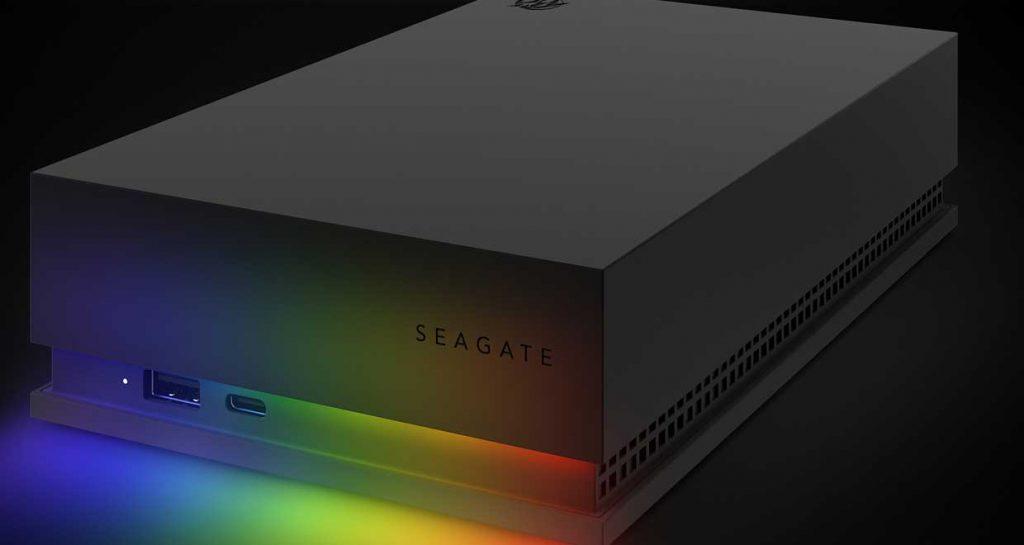 Seagate Firekuda Announces Gaming Hard Drive and Firekuda Gaming Hub Docking Station