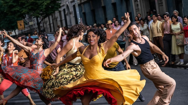 The first trailer for Spielberg's West Side Story