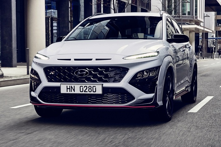 Hyundai Kona: une version N de 280 ch