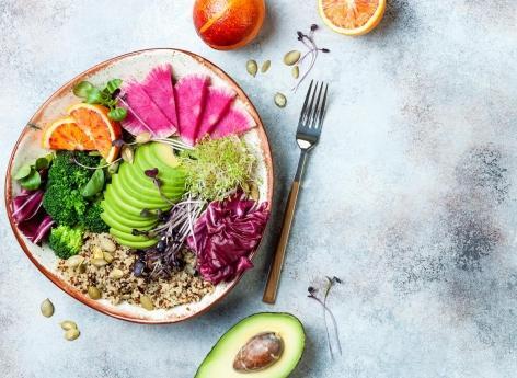 A low fat diet lowers testosterone levels in men