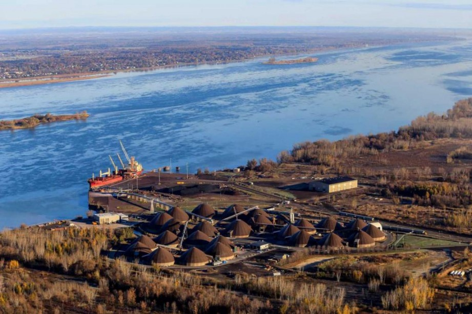 According to NDP |  The St. Lawrence River must acquire legal personality status