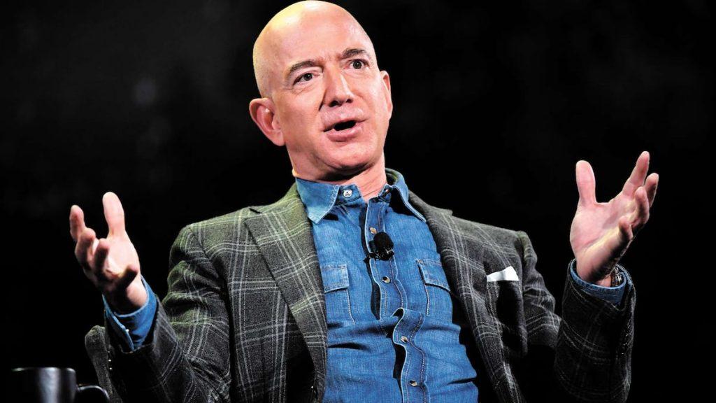 Amazon boss Jeff Bezos backs corporate tax hike