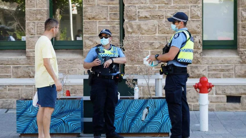 Australia: 3 days detention in Perth following pollution is linked to detention