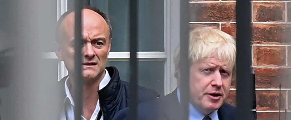 "Boris Johnson's former right-hand man calls him ""incompetent."""