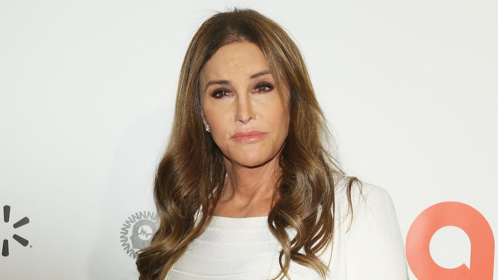 Caitlin Jenner is the candidate for governor of California