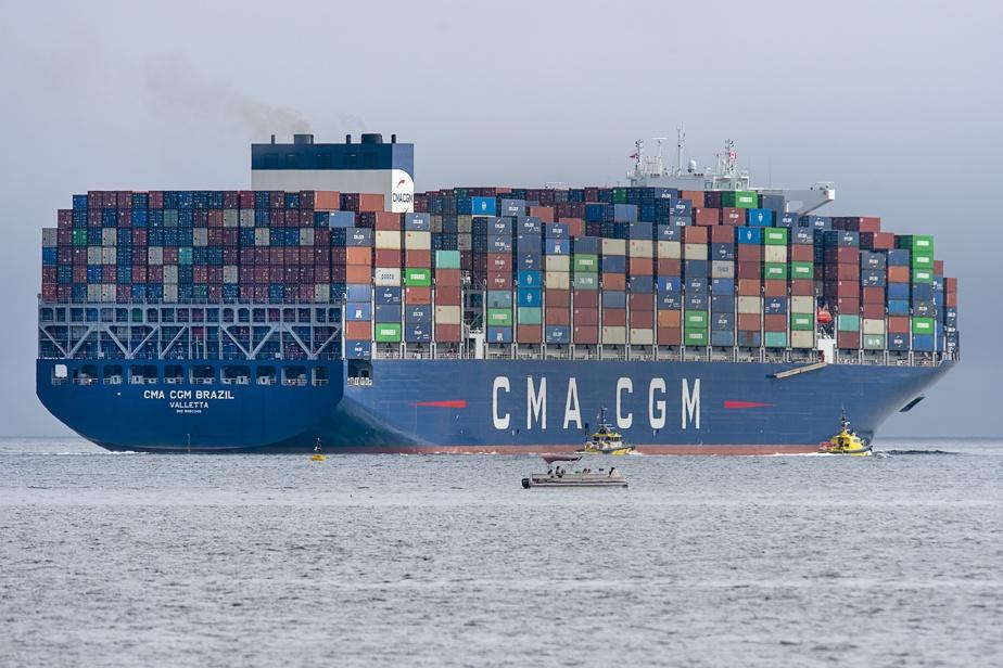 Canada February billion trade surplus
