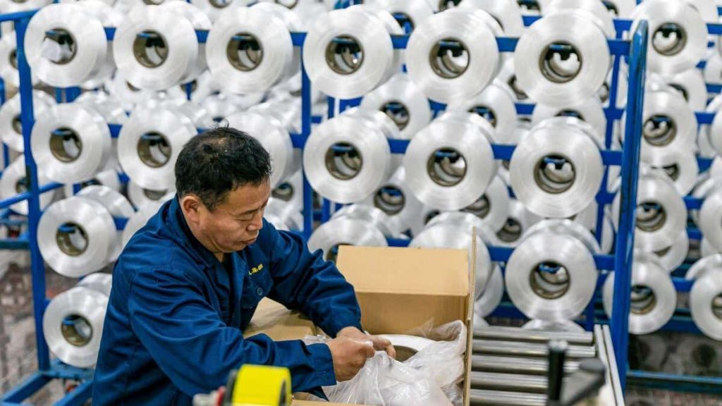 China announces record growth in Q1