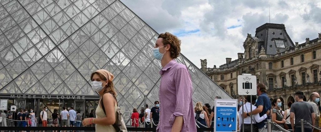 Did vaccinated American tourists enter Europe this summer?