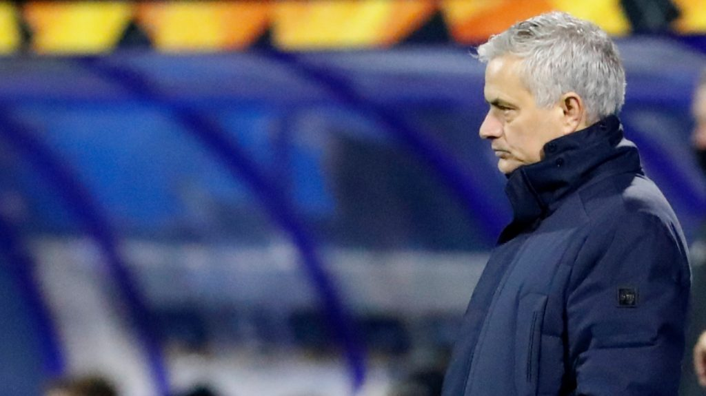 EPL: Jose Mourinho fired from his coaching duties at Tottenham