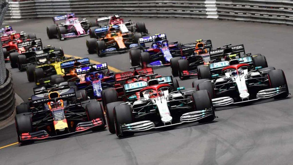 F1: Returning to the public for Monaco GP