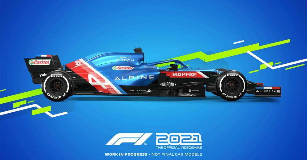 Gaming |  Gaming: See you on July 16 for F1 2021