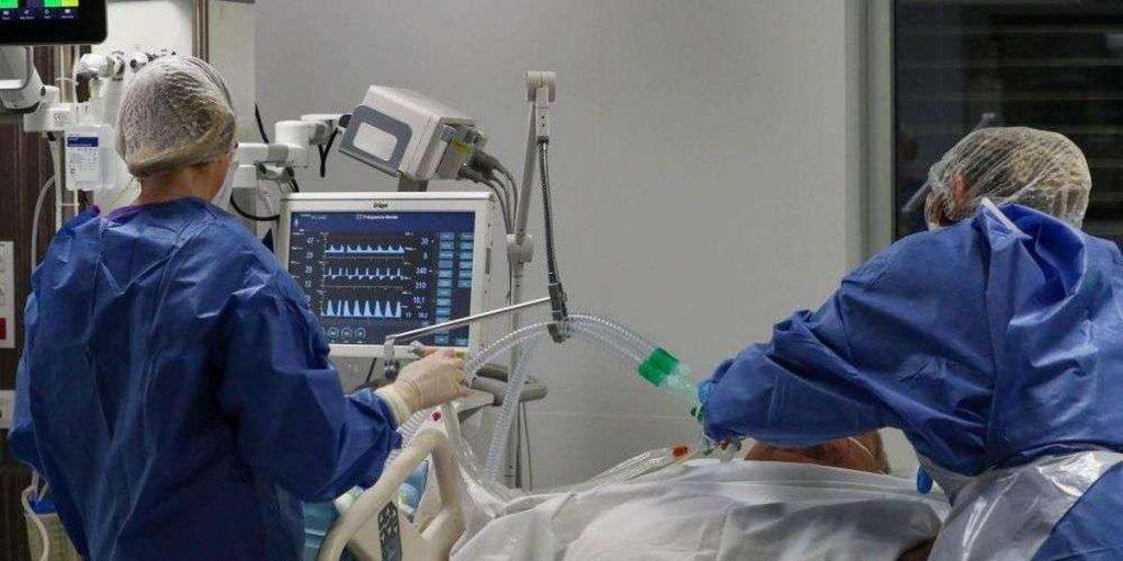 Hospital and resuscitation figures are still rising