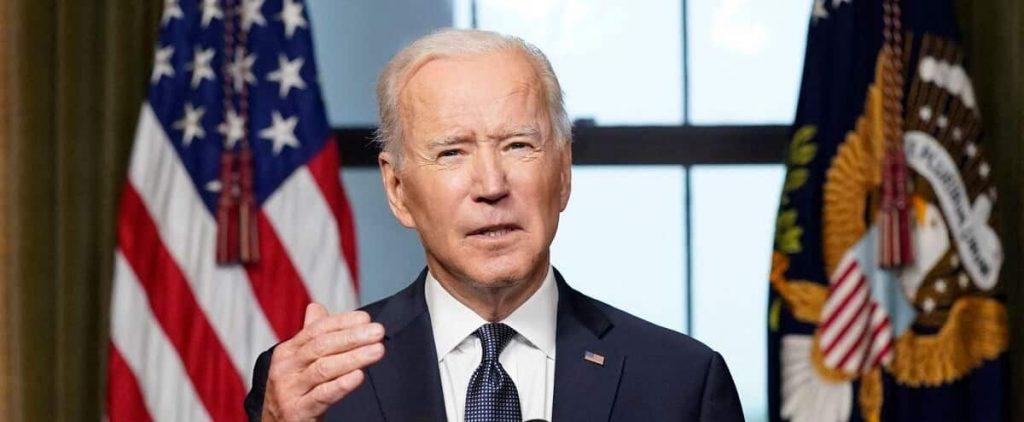 Joe Biden's popularity is in good shape