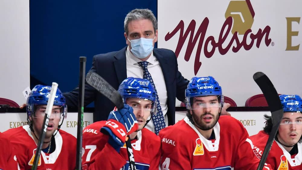 Joel Bouchard: Time to move on to the next challenge?