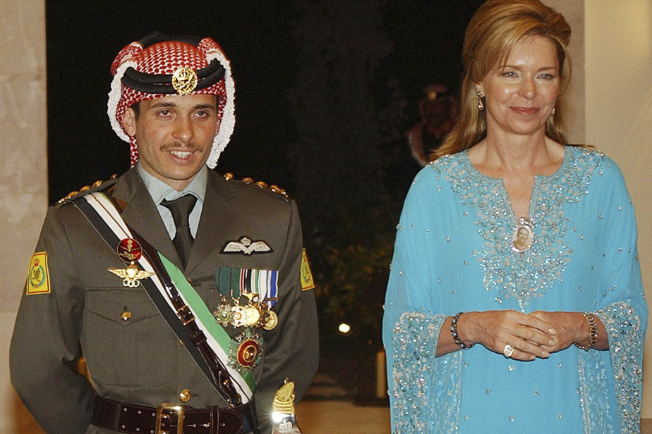 Jordan    The former crown prince has been accused of undermining state security