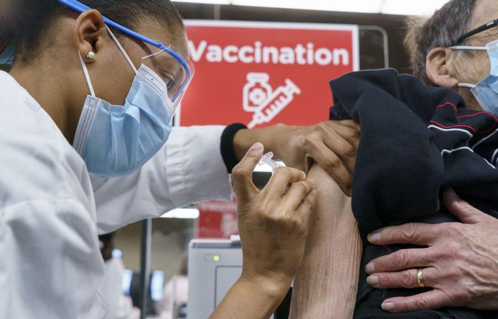 Kovid-19: Quebec regions are vaccinated